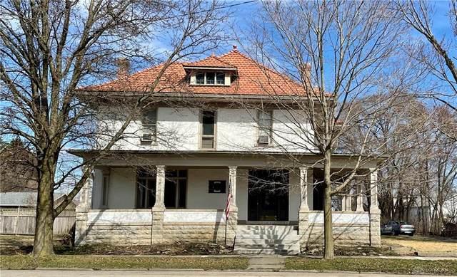 203 W Main Street, Tipp City, OH 45371 (MLS #835623) :: The Swick Real Estate Group