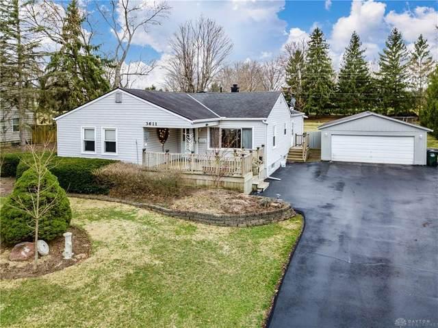 3611 Woodman Drive, Kettering, OH 45429 (MLS #835659) :: The Swick Real Estate Group