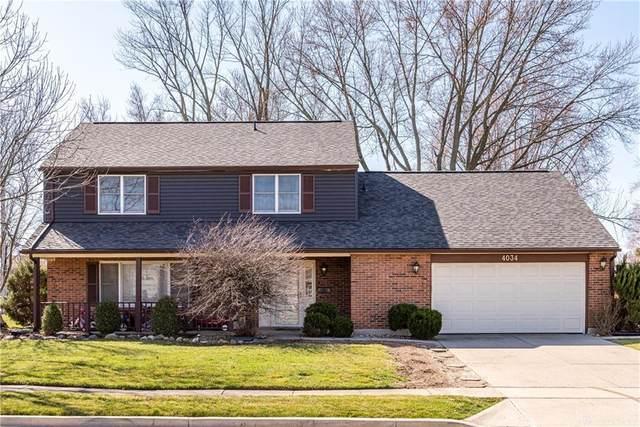4034 Caprice Road, Englewood, OH 45322 (MLS #835673) :: Bella Realty Group