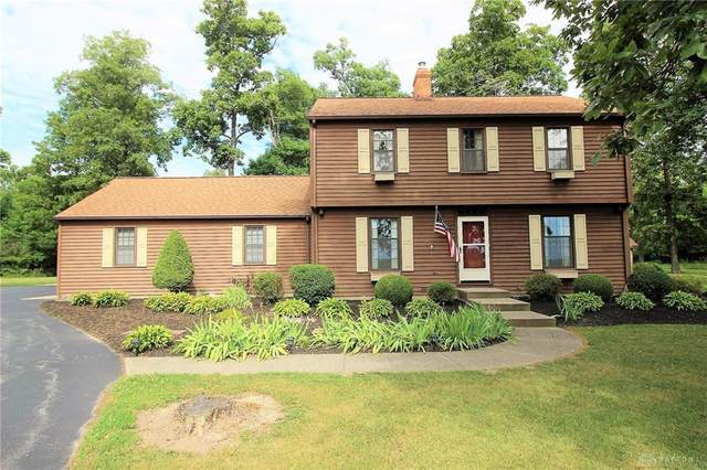 5627 Greenville Palestine Road, Greenville Twp, OH 45331 (MLS #835682) :: The Swick Real Estate Group