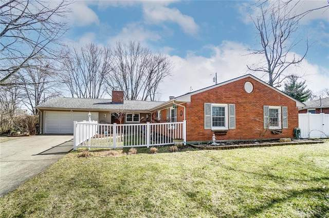 1916 Stayman Drive, Kettering, OH 45440 (MLS #835708) :: The Swick Real Estate Group