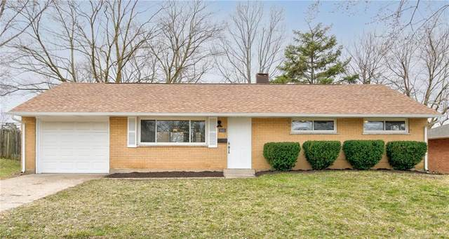 5035 Pepper Drive, Huber Heights, OH 45424 (MLS #835710) :: Bella Realty Group