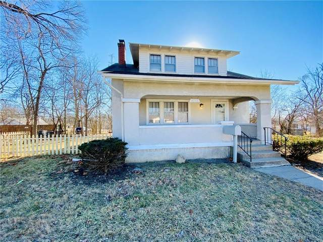 4030 Haney Road, Dayton, OH 45416 (MLS #835738) :: The Swick Real Estate Group