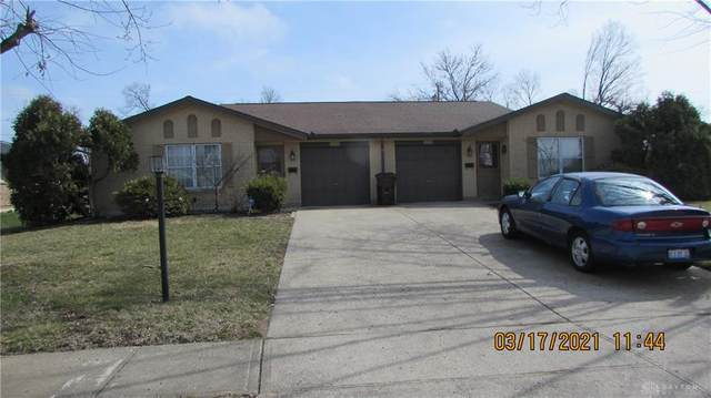 5230 Greencroft Drive, Trotwood, OH 45426 (MLS #835756) :: The Westheimer Group