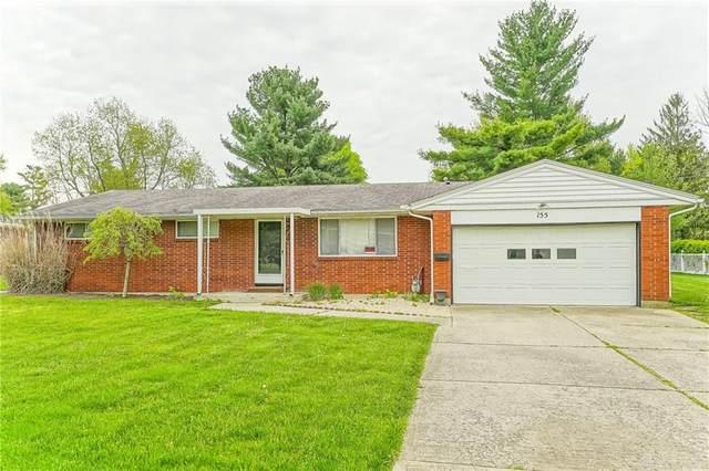 155 Miramar Drive, Enon Vlg, OH 45323 (MLS #835782) :: Bella Realty Group