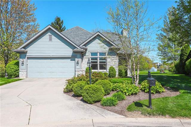 9685 Greenside Court, Centerville, OH 45458 (MLS #835801) :: The Gene Group