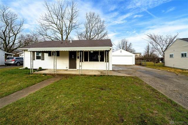 457 Kirkwood Drive, Fairborn, OH 45324 (MLS #835833) :: Bella Realty Group