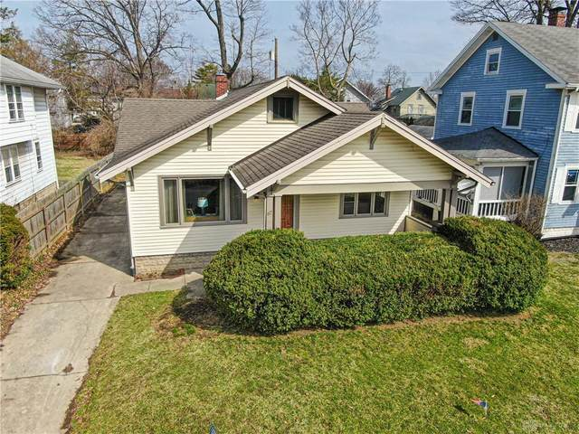 112 Roosevelt Drive, Springfield, OH 45504 (MLS #835871) :: The Swick Real Estate Group