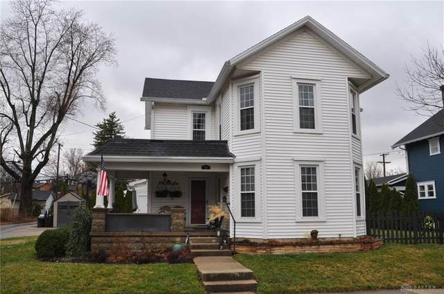 121 N 3rd Street, Tipp City, OH 45371 (MLS #835892) :: Bella Realty Group