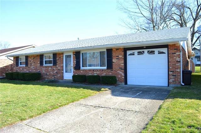 34 Madrid Avenue, Brookville, OH 45309 (MLS #835926) :: The Swick Real Estate Group