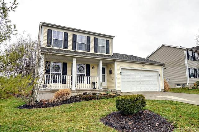 160 Lakeview Drive, Franklin, OH 45005 (MLS #835936) :: Bella Realty Group