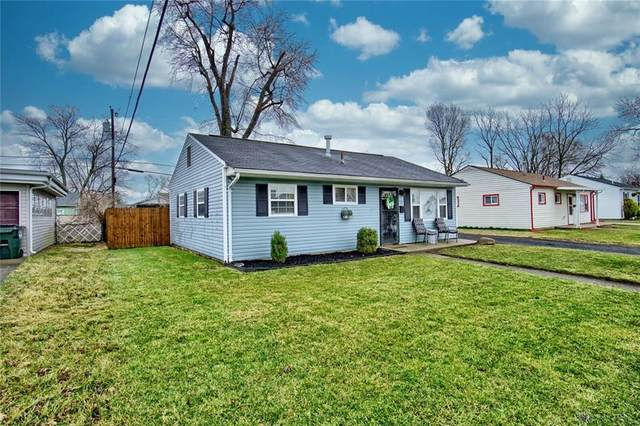 52 Rowland Drive, Fairborn, OH 45324 (MLS #835941) :: Bella Realty Group