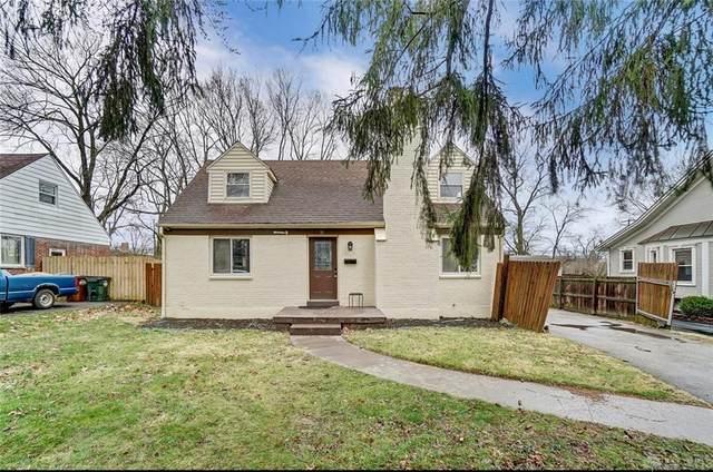 33 Burgess Avenue, Dayton, OH 45415 (MLS #835983) :: Bella Realty Group