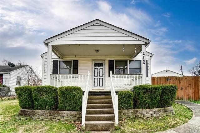 2428 Coronette Avenue, Harrison Twp, OH 45414 (MLS #835998) :: Bella Realty Group