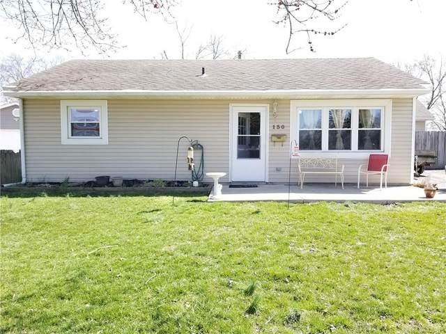 130 N Brown School Road, Vandalia, OH 45377 (MLS #836046) :: Bella Realty Group