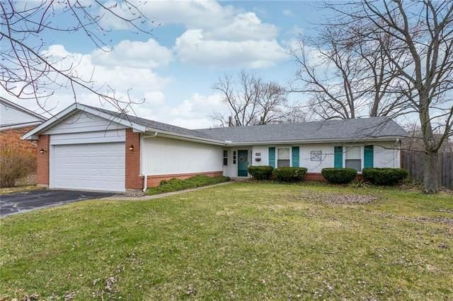 4012 Forest Ridge Boulevard, Dayton, OH 45424 (MLS #836097) :: The Swick Real Estate Group