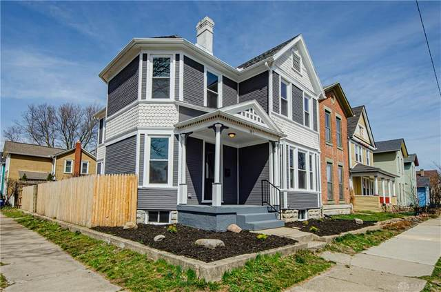 303 Johnson Street, Dayton, OH 45410 (MLS #836112) :: The Gene Group