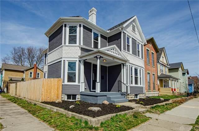 303 Johnson Street, Dayton, OH 45410 (MLS #836112) :: The Swick Real Estate Group