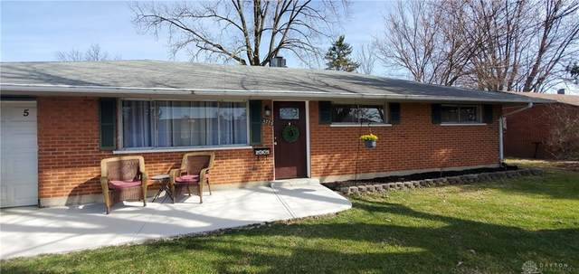 4225 Macon Avenue, Huber Heights, OH 45424 (MLS #836143) :: The Swick Real Estate Group