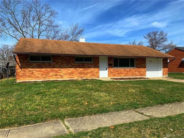 4563 Kapp Drive, Huber Heights, OH 45424 (MLS #836144) :: Bella Realty Group