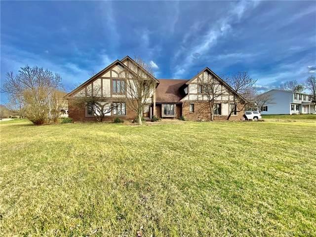 7224 Mountain Trail, Washington TWP, OH 45459 (MLS #836146) :: The Swick Real Estate Group