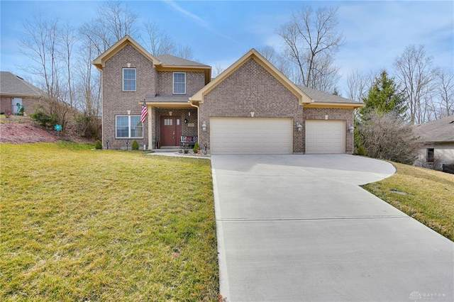 2811 Torrey Pines, Beavercreek, OH 45431 (MLS #836183) :: The Swick Real Estate Group