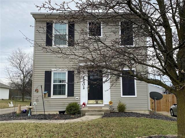 1202 Sunset Drive, Englewood, OH 45322 (MLS #836256) :: The Swick Real Estate Group