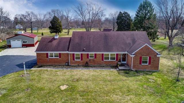 80 S Diamond Mill Road, Clayton, OH 45315 (MLS #836307) :: The Gene Group