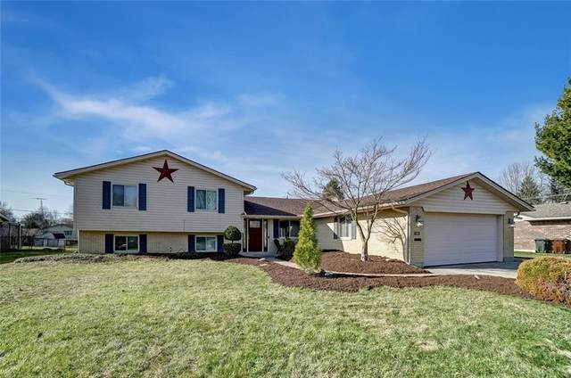 1208 Donson Drive, Kettering, OH 45429 (MLS #836361) :: Bella Realty Group
