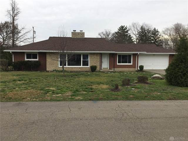 3532 Wales Drive, Harrison Twp, OH 45405 (MLS #836383) :: The Swick Real Estate Group