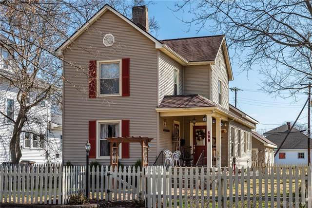499 N King Street, Xenia, OH 45385 (MLS #836394) :: Bella Realty Group