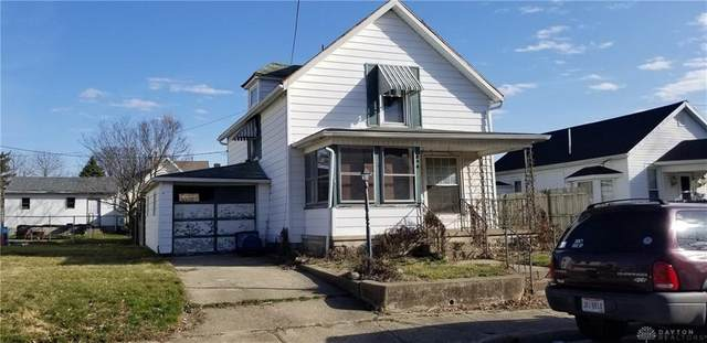 206 Maple, Sidney, OH 45365 (MLS #836412) :: The Gene Group