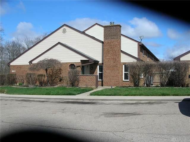 1664 Longbow Lane F, West Carrollton, OH 45449 (MLS #836496) :: The Gene Group