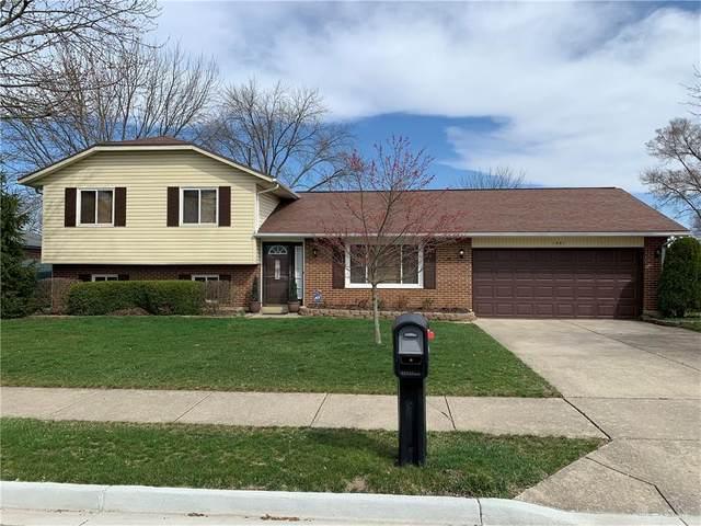 1041 Newpark Drive, Englewood, OH 45322 (MLS #836536) :: Bella Realty Group
