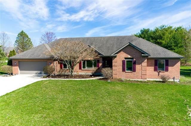 1980 Deer Hollow Trail, Beavercreek Township, OH 45385 (MLS #836537) :: The Swick Real Estate Group