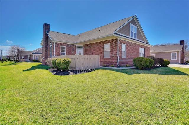 106 Aberdeen Village Drive, Beavercreek, OH 45430 (MLS #836540) :: Bella Realty Group