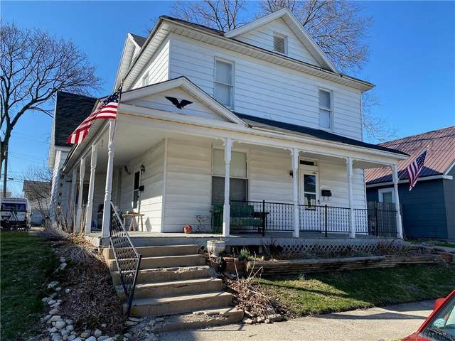 420-422 S Mulberry Street, Troy, OH 45373 (MLS #836558) :: Bella Realty Group