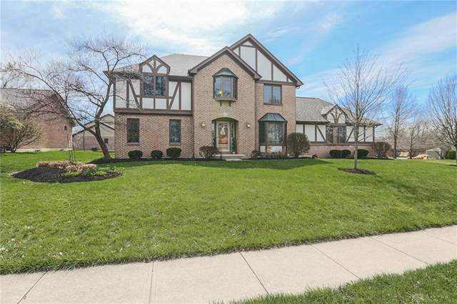 1100 Belvo Estates Court, Miamisburg, OH 45342 (MLS #836583) :: The Swick Real Estate Group