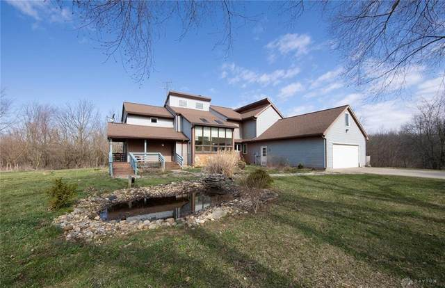 3610 Barber Road, Cedarville Vlg, OH 45314 (MLS #836593) :: The Westheimer Group