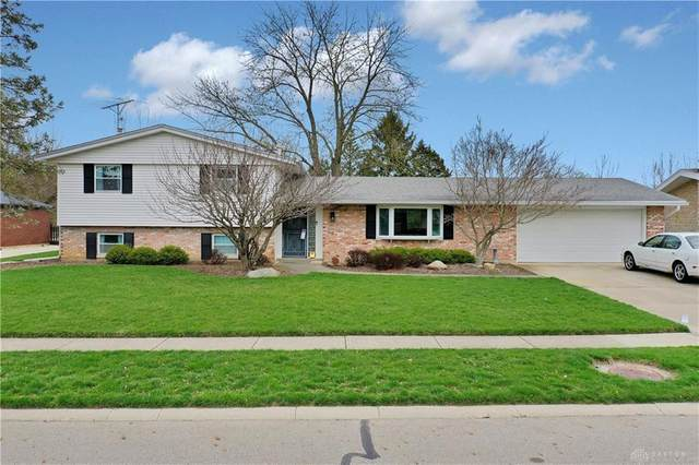 484 Warm Springs Drive, Fairborn, OH 45324 (MLS #836613) :: Bella Realty Group
