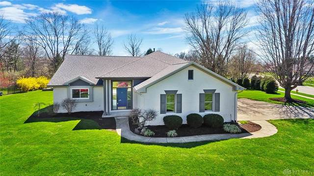 9600 Feather Wood Lane, Washington TWP, OH 45458 (MLS #836683) :: Bella Realty Group