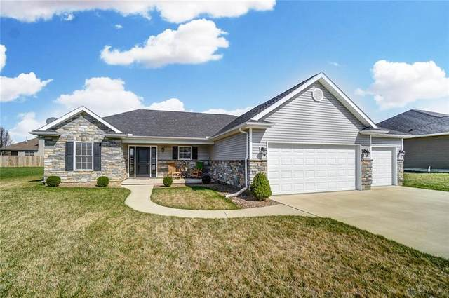 811 Governors Road, Troy, OH 45373 (MLS #836717) :: Bella Realty Group