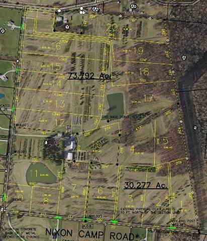 Lot 7 S Nixon Camp Road, Turtlecreek Twp, OH 45054 (MLS #836738) :: The Gene Group