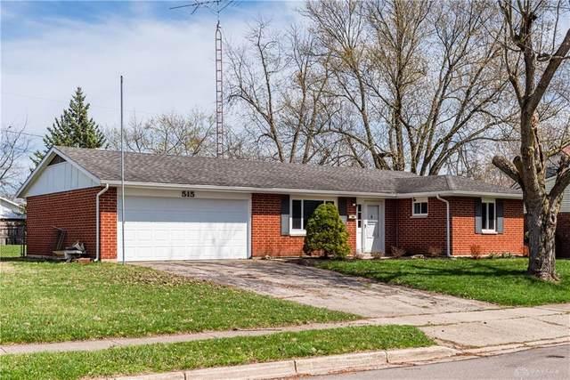 515 Montana Drive, Xenia, OH 45385 (MLS #836740) :: The Swick Real Estate Group
