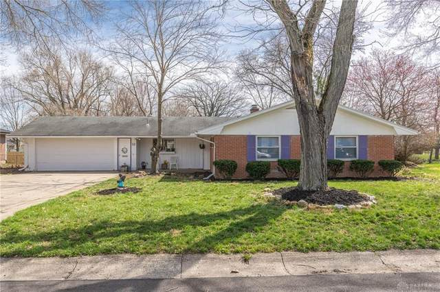 16 Hillpoint Street, Trotwood, OH 45426 (MLS #836779) :: The Gene Group