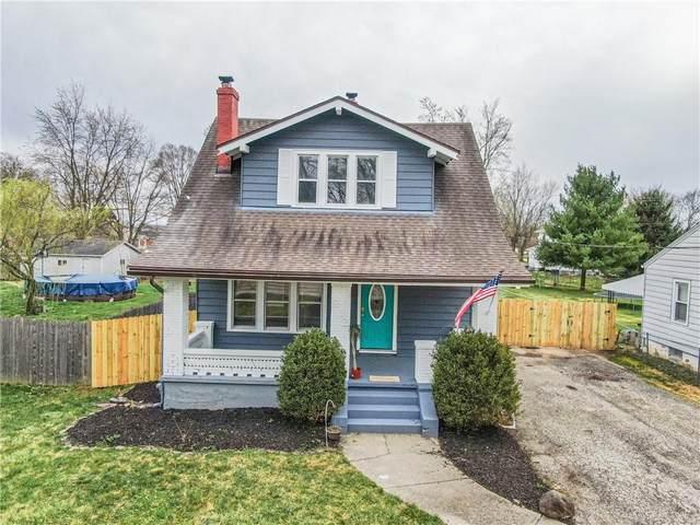 912 Beatrice Drive, Riverside, OH 45404 (MLS #836807) :: Bella Realty Group