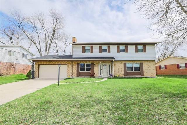 1016 Catalina Drive, West Carrollton, OH 45449 (MLS #836828) :: The Gene Group