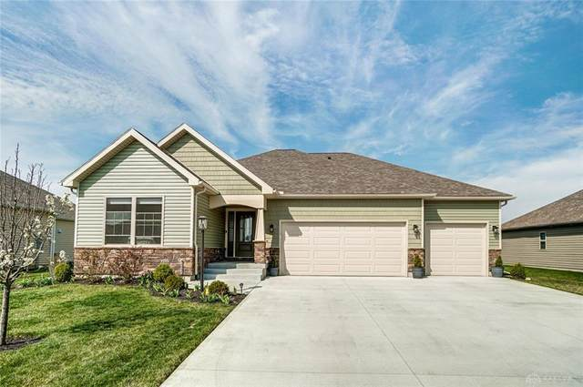 1146 Parklawn Court, Troy, OH 45373 (MLS #836835) :: Bella Realty Group
