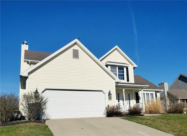 5825 Willow Chase Circle, Moorefield Twp, OH 45502 (MLS #836844) :: The Swick Real Estate Group