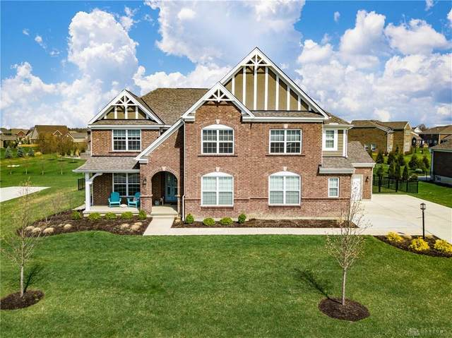 1909 Spindletop Lane, Washington TWP, OH 45458 (MLS #836857) :: The Swick Real Estate Group